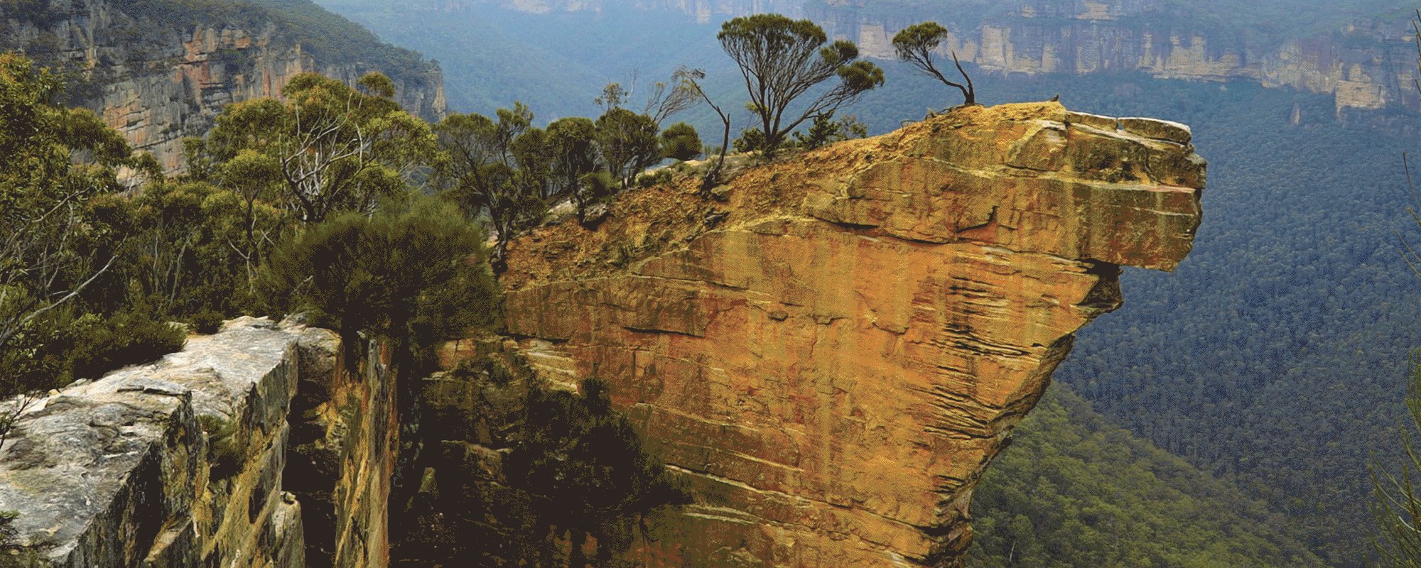 Bike Blue Book >> Hanging Rock (Burramoko) Trail – Blue Mountains Bike